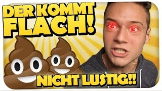 EINFACH NICHT LUSTIG - DER KOMMT FLACH   MIT INSCOPE21