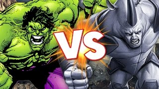 HULK VS RHINO - Marvel Contest of Champions – Gameplay Part 3 | Pungence