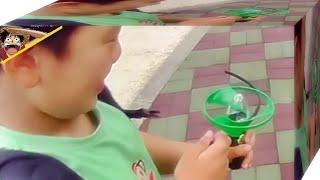 getlinkyoutube.com-레고 닌자고 에어짓주 블럭 장난감을 가지고 아이와 다양하게 놀이하며 놀아보는 방법