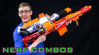 getlinkyoutube.com-NERF COMBOS | RHINO-FIRE