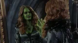 "getlinkyoutube.com-Once Upon A Time 3x13 ""Witch Hunt"" The Wicked Witch in Regina's castle"