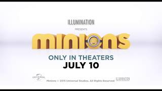 Minions Viral Movie CLIP - Stuart & Dave (HD) Despicable Me Movie HD