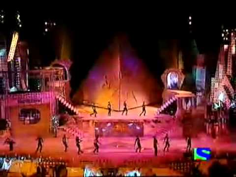 *UNSEEN * - Aishwarya Rai performing on Salman Khan song - Filmfare Awards 1999