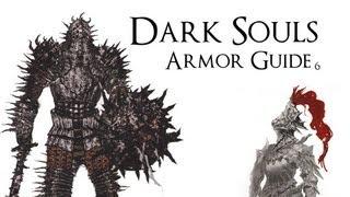 getlinkyoutube.com-Dark Souls - Armor Guide: Special Armors