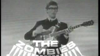 getlinkyoutube.com-The Zombies - Tell Her No (Shindig 1965)