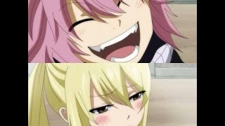 "getlinkyoutube.com-""I Wouldn't Mind""- Fairy Tail-Nalu/Jerza/Gale/Gruvia"