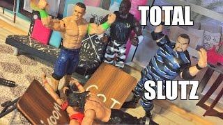 GTS WRESTLING: Dudley BoyZ 3D! WWE Mattel Elite Figures Animation PPV Event