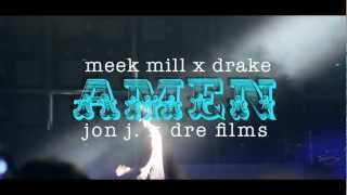 Meek Mill ft. Drake - Amen (Live @ Club Paradise Tour)