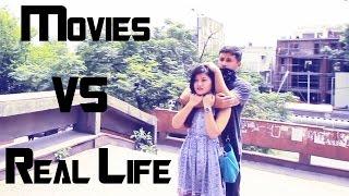 getlinkyoutube.com-Movies VS Real Life - Catching The Bad Guy
