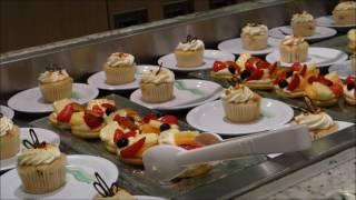 "getlinkyoutube.com-REGAL Princess ...Scandinavia & Russia Cruise... "" EATs "" Food & Pastries"
