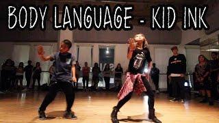 getlinkyoutube.com-BODY LANGUAGE - @Kid_Ink ft Usher Dance Video | @MattSteffanina Choreography