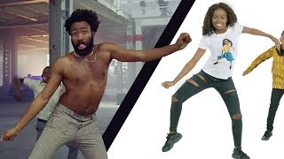 This Is America (Official Dance Tutorial Pt 1) by choreographer Sherrie Silver | Childish Gambino