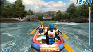 White Water Rafting - Miniclip Gameplay by Magicolo 46
