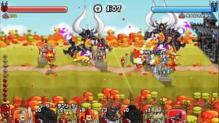getlinkyoutube.com-【城とドラゴン】キラービーの重ね出しもなかなか強い!【AppZoo】】