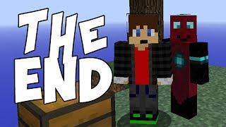MINECRAFT - SKYBLOCK - PART 14 - THE END [MULTIPLAYER]