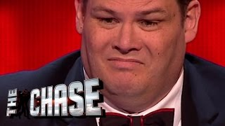 Natalie Cassidy Interrupts And Offends The Beast! - The Chase