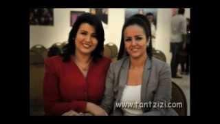 getlinkyoutube.com-ياترى من الأجمل منى الشاذلى أم أختها وصور نادرة لمنى مع زوجها
