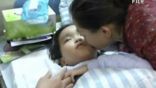 flushyoutube.com-7-year-old boy's deathbed wish to save mother fulfilled