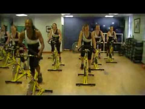 Ann's Total Fitness Spinning