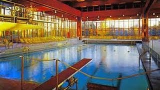 Urban Exploration: Abandoned Grossinger's Catskill Pool Resort - New York
