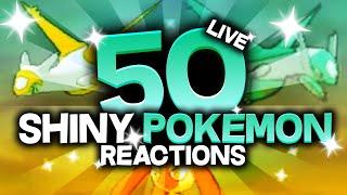 getlinkyoutube.com-50 INSANE SHINY POKEMON REACTIONS! Pokemon Shiny Montage