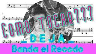 getlinkyoutube.com-Deja Banda el Recodo.. (cover tuba) Jairo