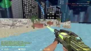 getlinkyoutube.com-Counter Strike 1.6 ( Zombie Escape Mod ) Map : ze_isla_nublar_lg