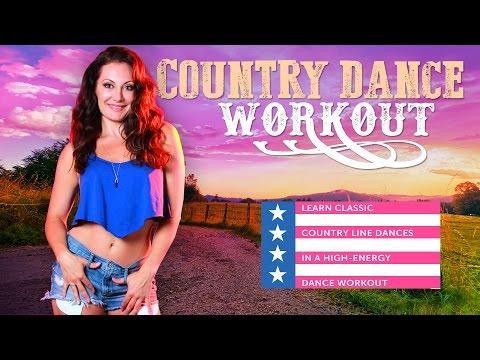 Country Dance Workout with Elizabeth De Gennaro - Trailer