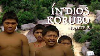 getlinkyoutube.com-Viagens pela Amazônia | Índios Korubos | Parte 2