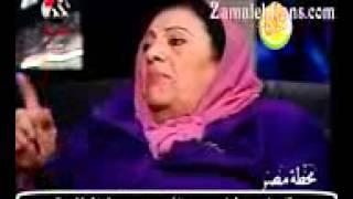 اعتماد خورشيد -  شريهان اتحدفت من فوق السطح بسبب علاء مبارك