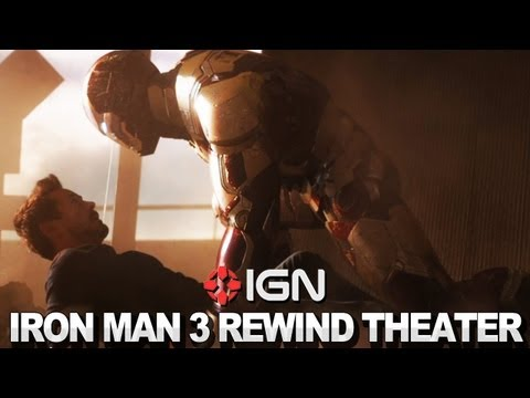 Iron Man 3 Trailer 1 Analysis - IGN Rewind Theater