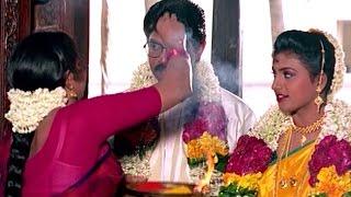 Subhalagnam Full Movie    Part 07/12    Jagapati Babu, Aamani, Roja