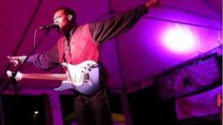 Eric Gales at the 26th Annual Carolina Blues Festival