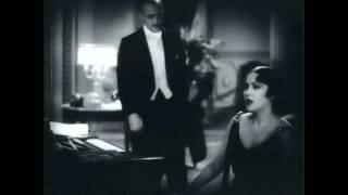 getlinkyoutube.com-Gloria Swanson rarities -1931 Gloria in Color! & Gloria Sings! in The Trespasser 1929