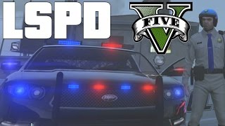 getlinkyoutube.com-GTA 5 LSPD RP - Shoplifting in Progress! [PS4]