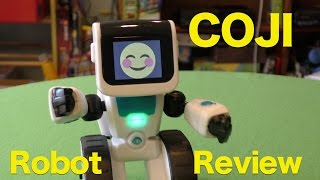 COJI Robot Review, Learn To Code With Emojis, Programming Robot From WowWee