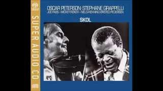 getlinkyoutube.com-Oscar Peterson & Stephane Grappelli • Skol (Full álbum)