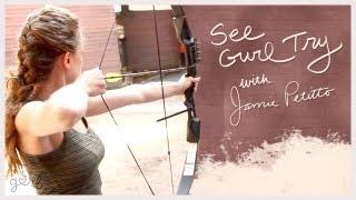 getlinkyoutube.com-Archery - See Gurl Try