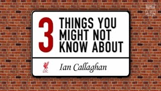 getlinkyoutube.com-3 Things You Might Not Know About...Ian Callaghan