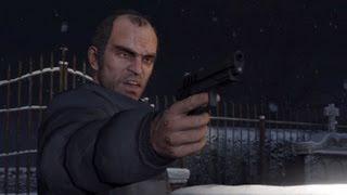 getlinkyoutube.com-GTA V: Trevor Finds Out What Michael Was Hiding