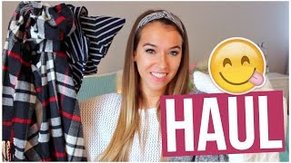 FALL HAUL 2016: J.Crew, Forever21, and more!
