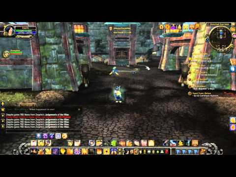 Tol Barad Daily Quests (Alliance Win) - Last of our Cataclysm Beta footage!
