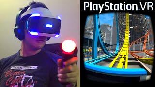 getlinkyoutube.com-Playstation VR - Hands On + Gameplay! (PlayStation VR)
