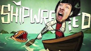 getlinkyoutube.com-A WHOLE NEW WORLD | Don't Starve Shipwrecked #1