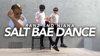 getlinkyoutube.com-Salt Bae Dance | Ranz and Niana