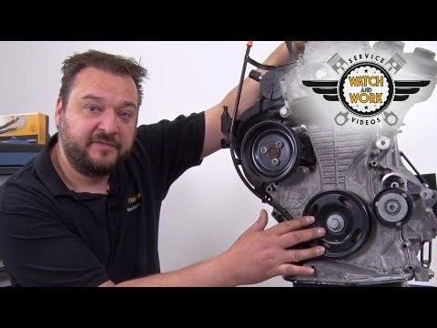 (RU) Watch and Work - VW Polo 9N 1.2l 40kw