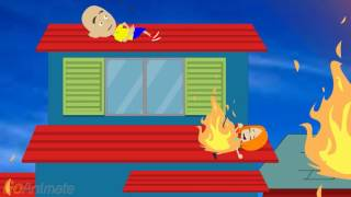 Caillou's Great Big Finale!