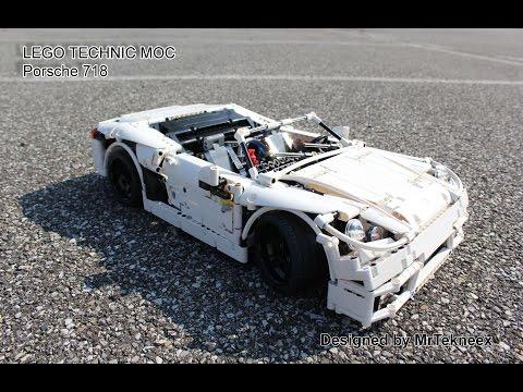 LEGO Technic - Porsche 718