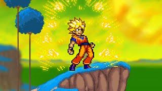 getlinkyoutube.com-Super Smash Flash 2 v0.9 How To Turn Goku Into Super Saiyan