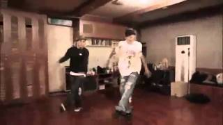 getlinkyoutube.com-Taeyang :: Where U At Choreography Practice